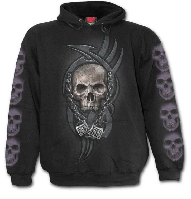 138df756d9ddb Hoodie Boss of Grim Reapers