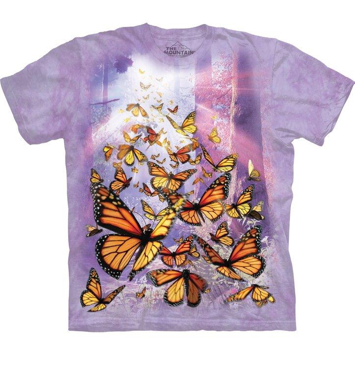 T-shirt Rise of Butterflies Child