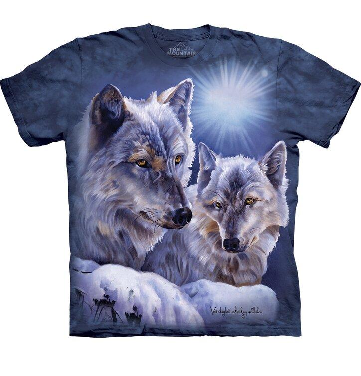 T-shirt Wolf's Partner Child