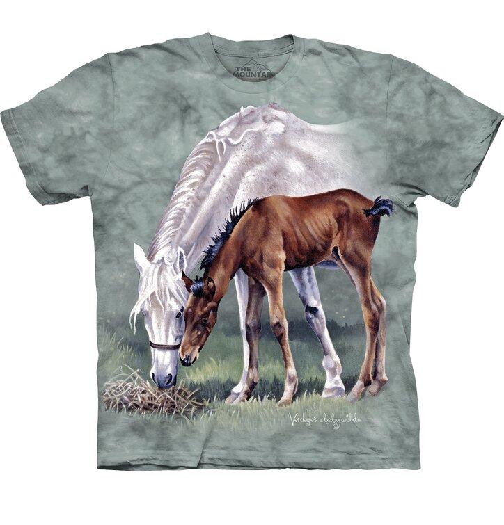 Ló legeltetés - gyermek póló