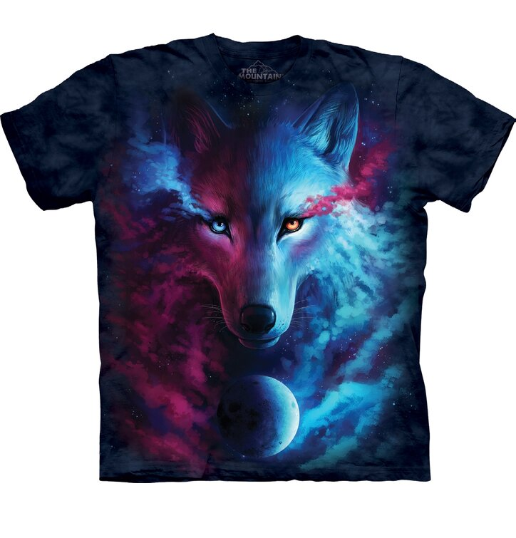 T-shirt Heavenly Wolf Child