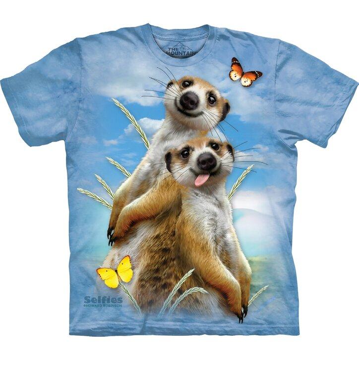 T-shirt Cheerful Suricats Child