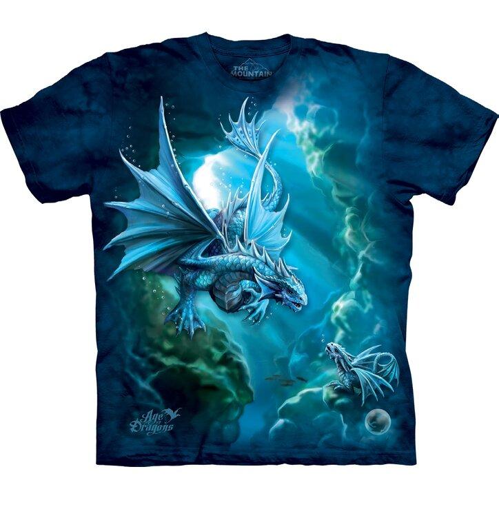 Tričko Mořští draci - dětské