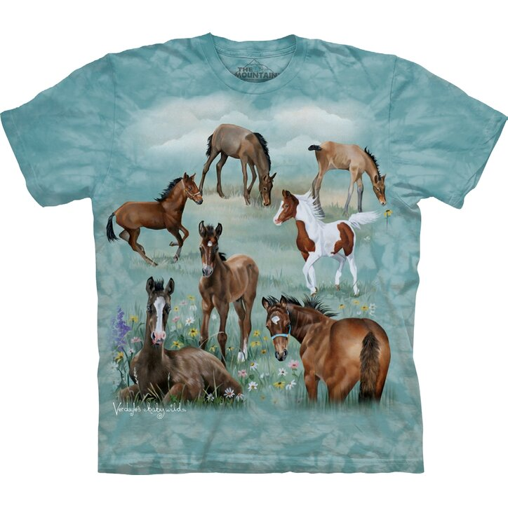 T-shirt Herd of Horses Child