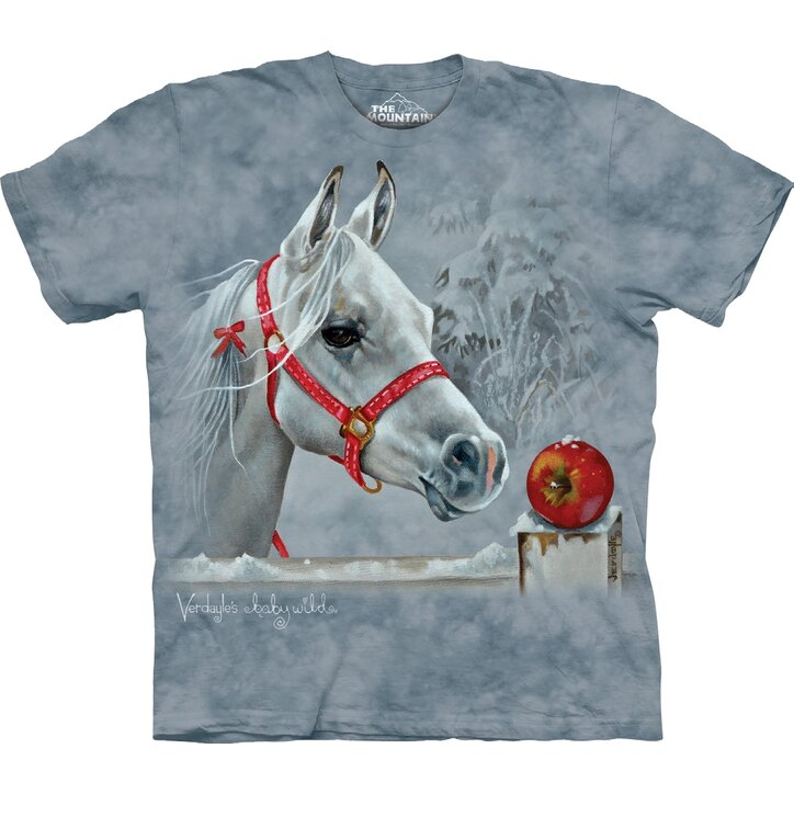 Tričko Kôň a jablko - detské