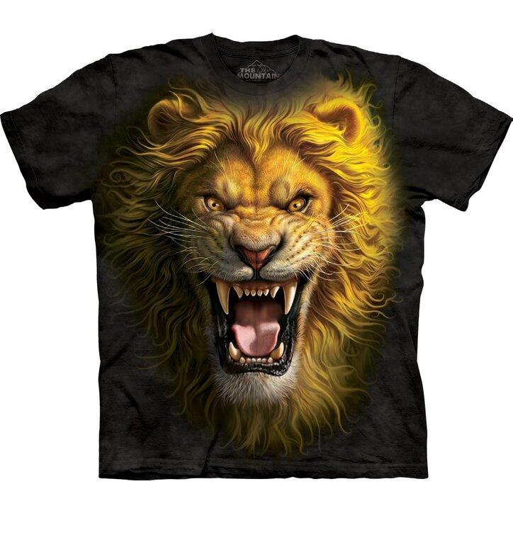 Tüzes oroszlán - gyermek póló