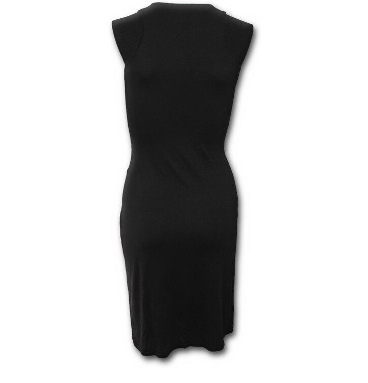30514b870801 Hľadáte originálny a nezvyčajný darček  Obdarovaného zaručene prekvapí  Čierne šaty bez rukávov