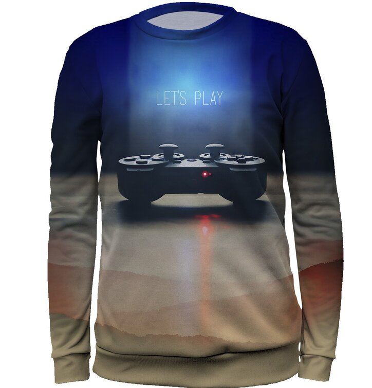 Kids' Sweatshirt Gamer