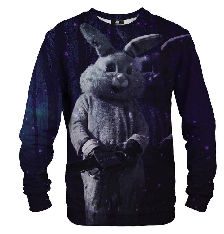 Pulover brez kapuce Strašljivi zajec