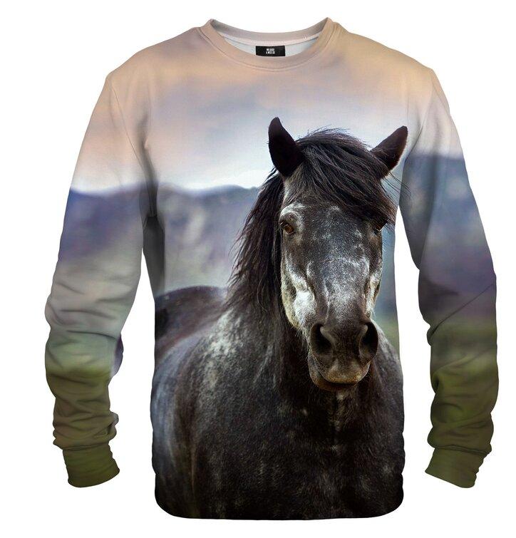 Dukserica bez kapuljače Divlji konj