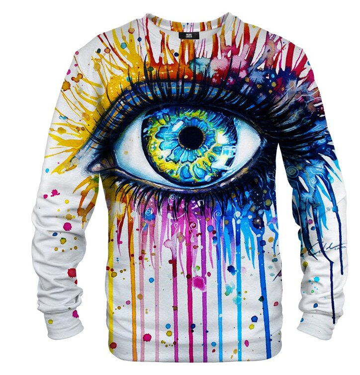 Sweatshirt Colours in Eye