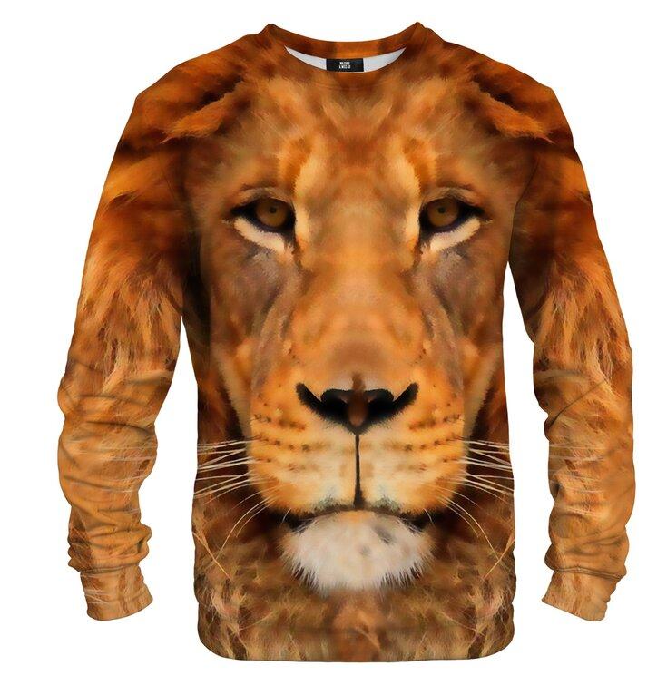 Pulover brez kapuce Lev