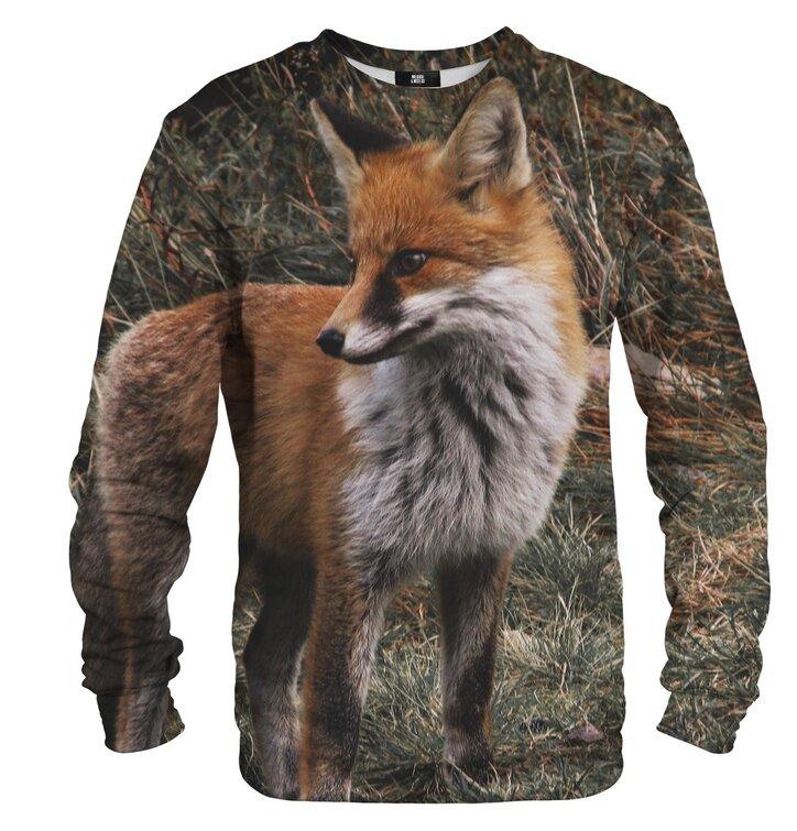 Dukserica bez kapuljače Pogled lisice