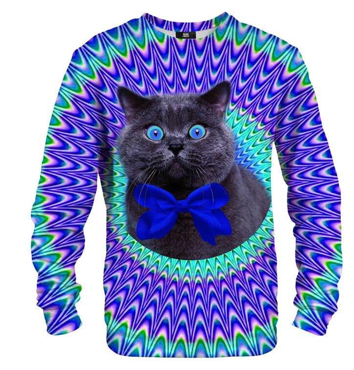 Pulover brez kapuce Nora mačka