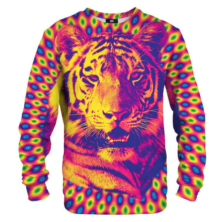 Pulover brez kapuce Nori Tiger