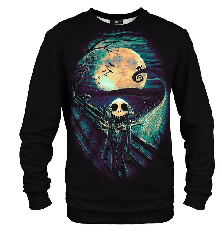 Sweatshirt Skelington