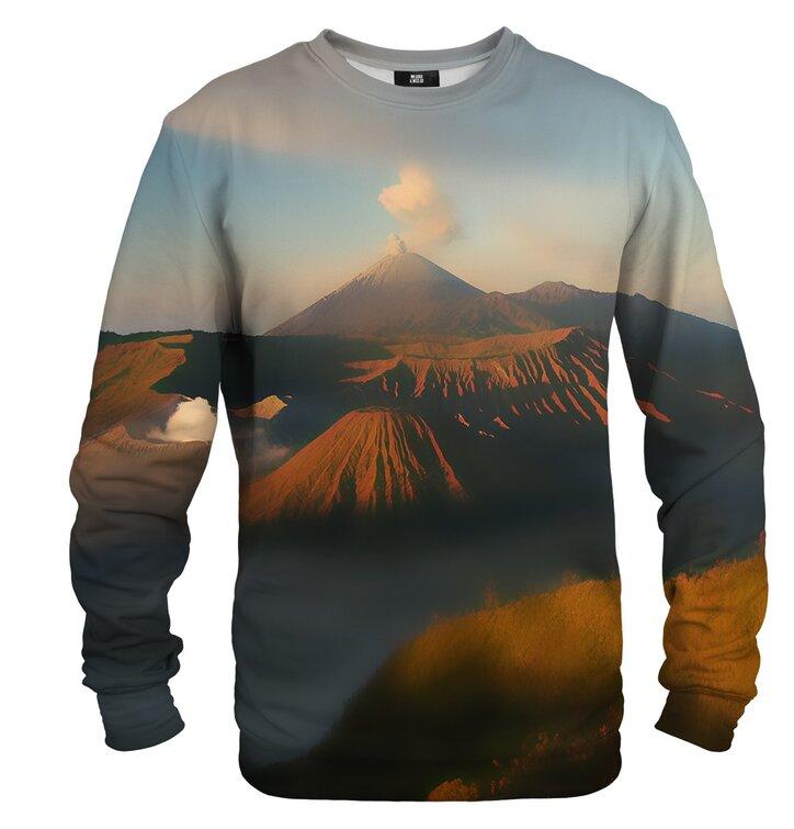 Pulover brez kapuce Vulkan