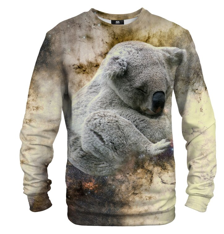 Pulover brez kapuce Zaspana koala