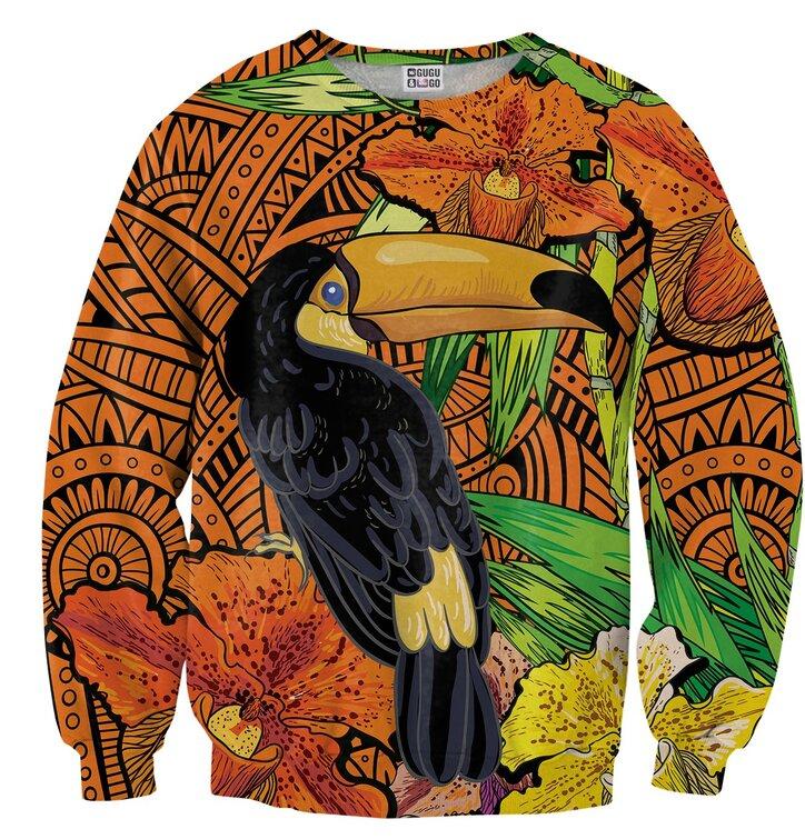 Sweatshirt Toucan