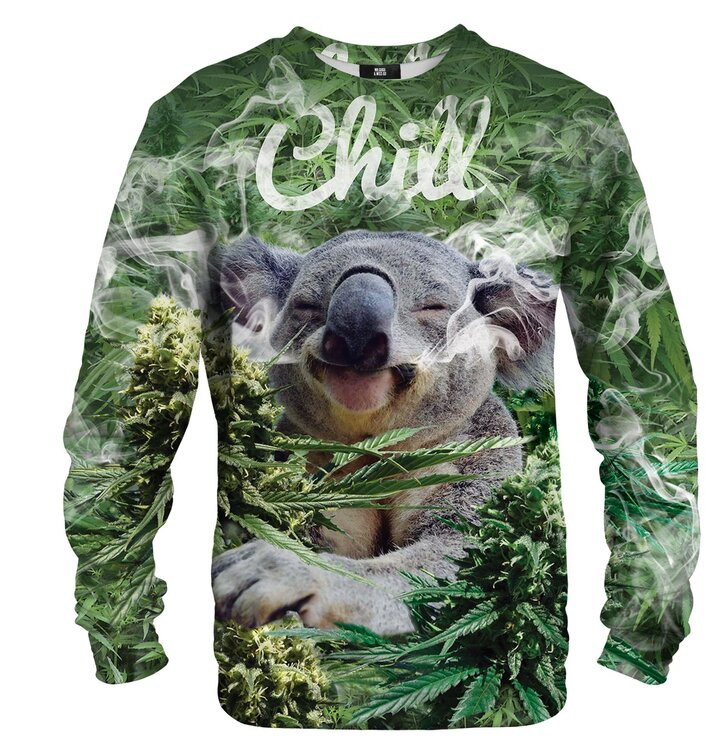 Sweatshirt Smiling Koala Bear