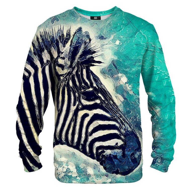 Pulover brez kapuce Zebra