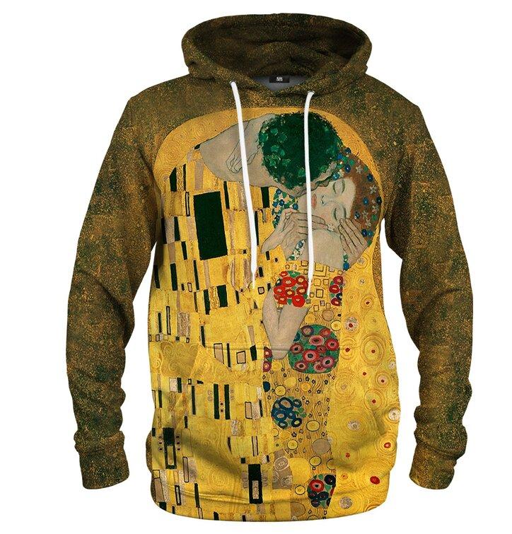 5a022928592 Výpredaj Mikina s kapucňou Maľba Bozk