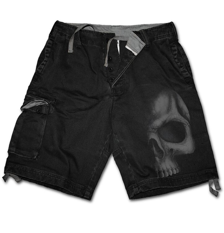 Men's Shorts with design Dark Skull