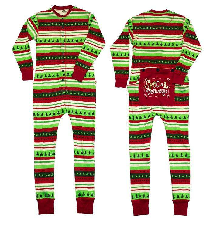Ajándék tipp Kezeslábas pizsama Színes erdő 45ea651fcb