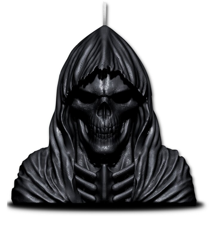 Scented Candle Grim Reaper