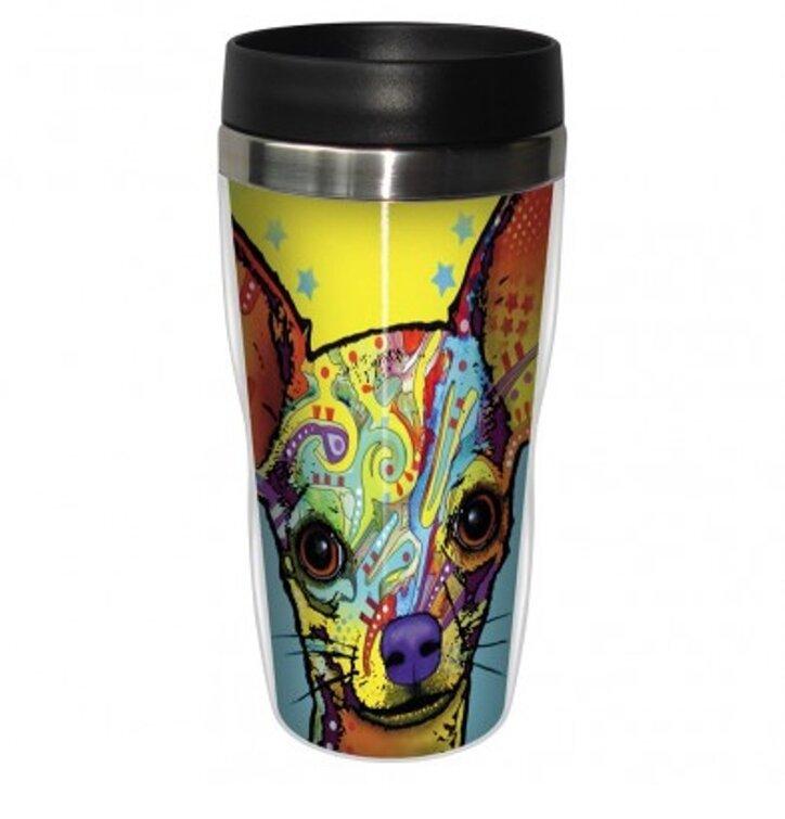 Thermo Mug Russo - Chihuahua