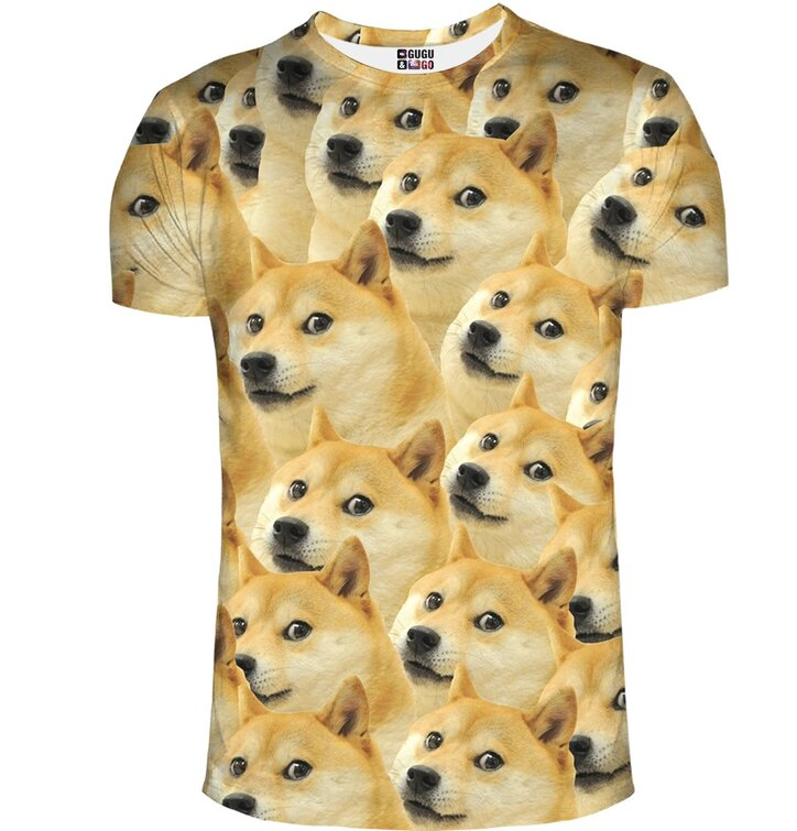 T-shirt Akita
