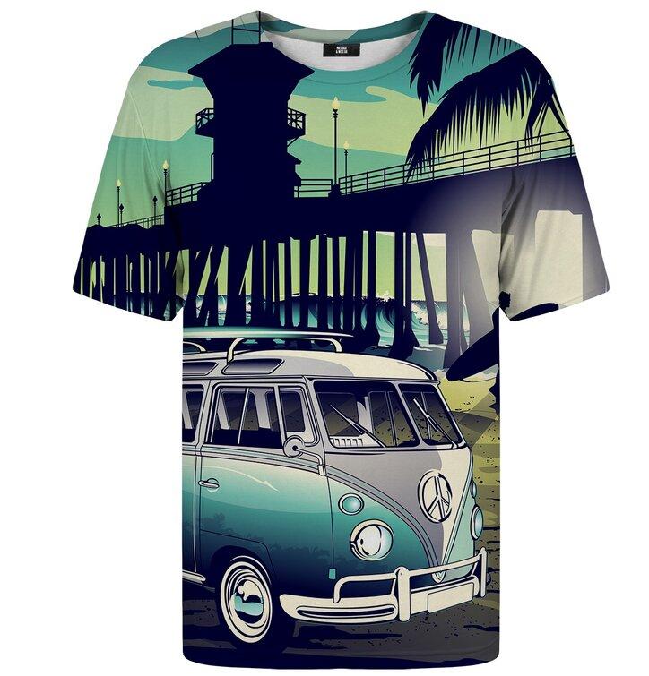 T-shirt with Short Sleeve California