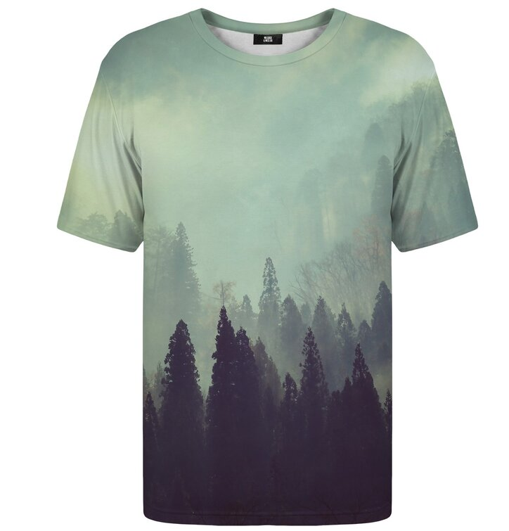 T-shirt with Short Sleeve Hill