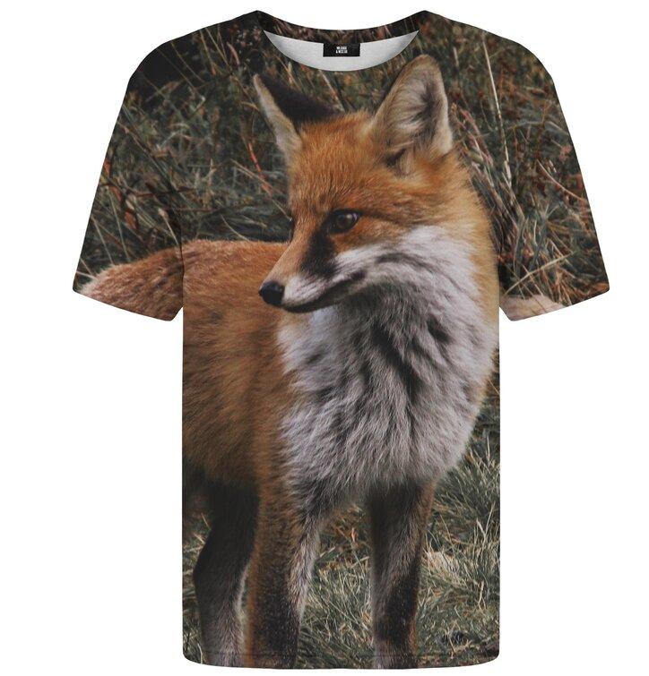 Tričko s krátkym rukávom Líška