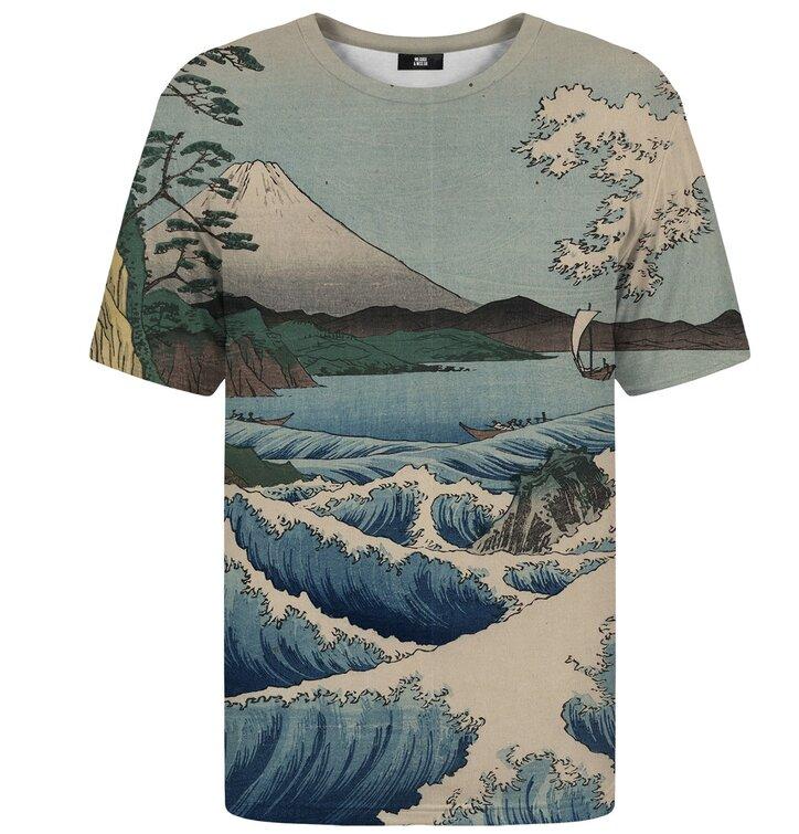 Tričko s krátkym rukávom More Satta
