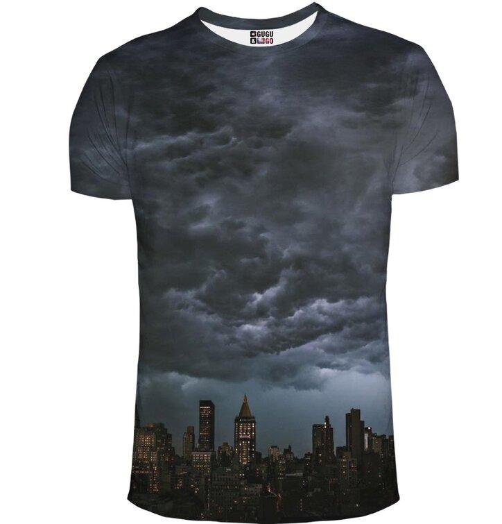 Tričko s krátkym rukávom New York City
