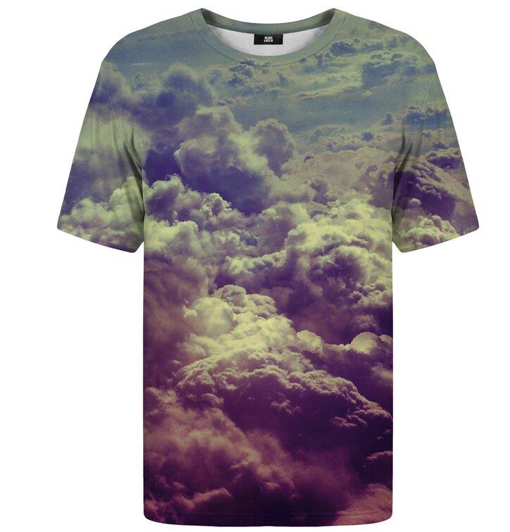 Tricou cu mânecă  scurtă Nori