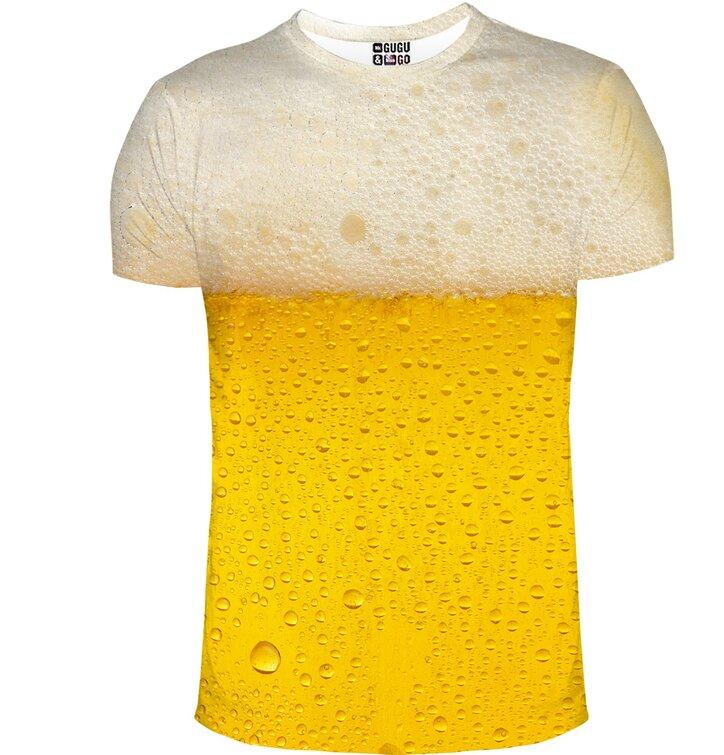 Tričko s krátkym rukávom Pivo