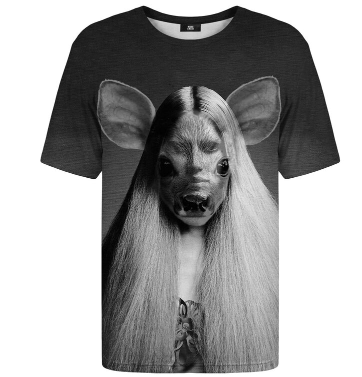 T-shirt with Short SleevePsychedelic