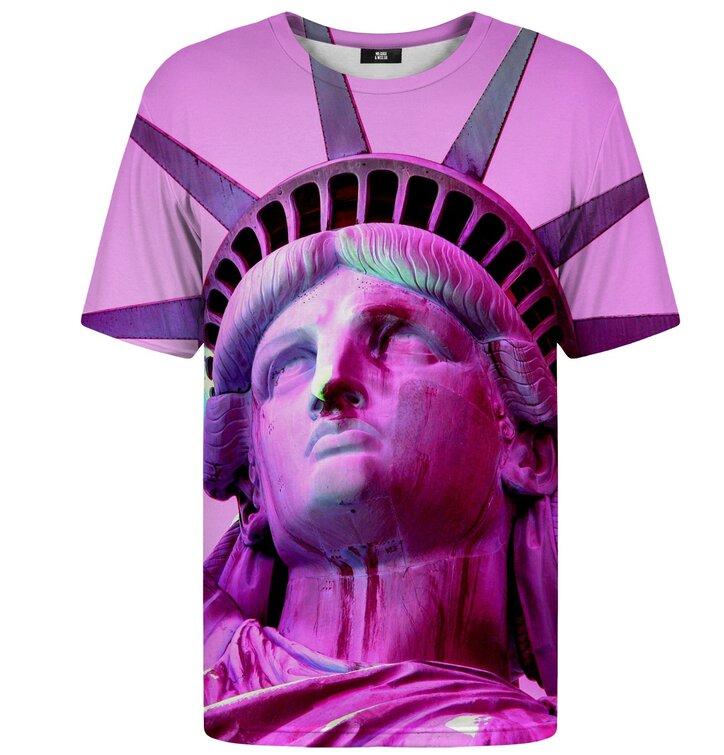 Tričko s krátkym rukávom Socha slobody