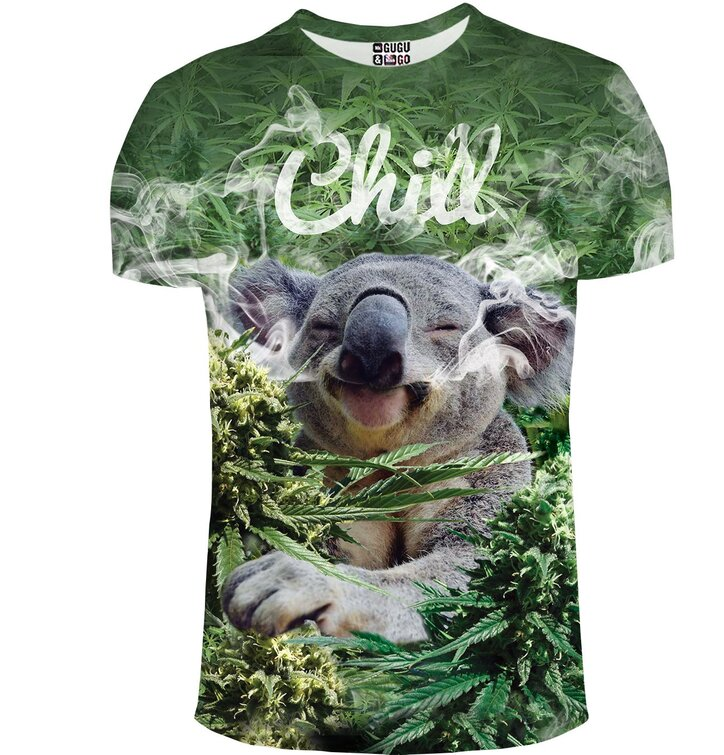 T-shirt Smiling Koala Bear