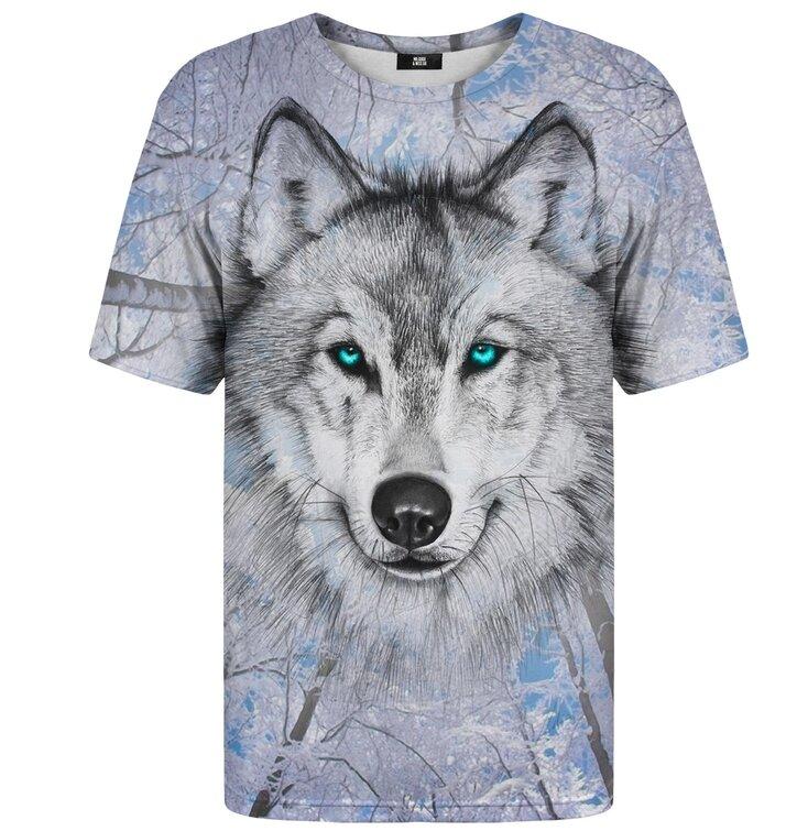 Tričko s krátkym rukávom Vlk