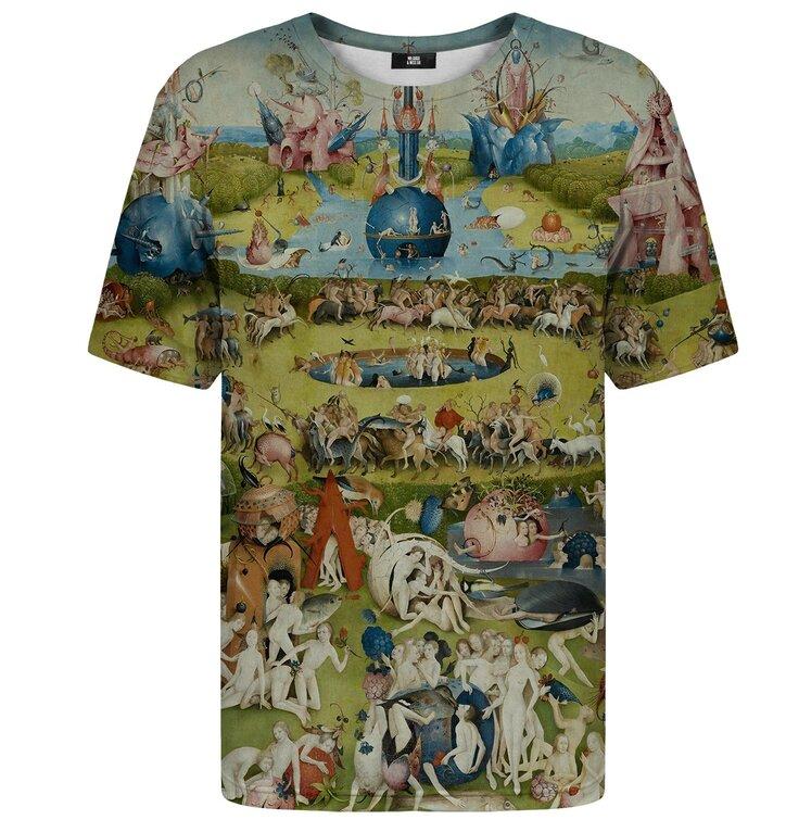 T-Shirt Kurzarm Genussgarten