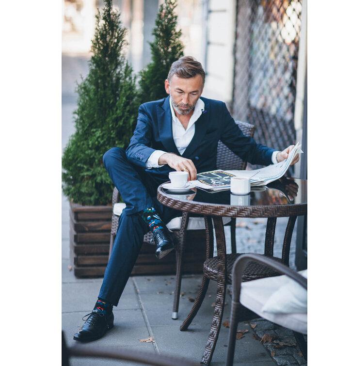 Eredeti és szokatlan ajándékot keres  a megajándékozottat garantáltan  meglepi Vidám zokni Many Mornings - Népművészet 2c34737353