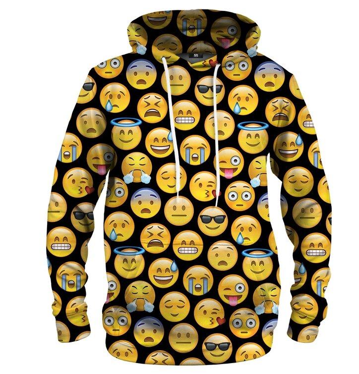 Hanoracul cu glugă Emoji