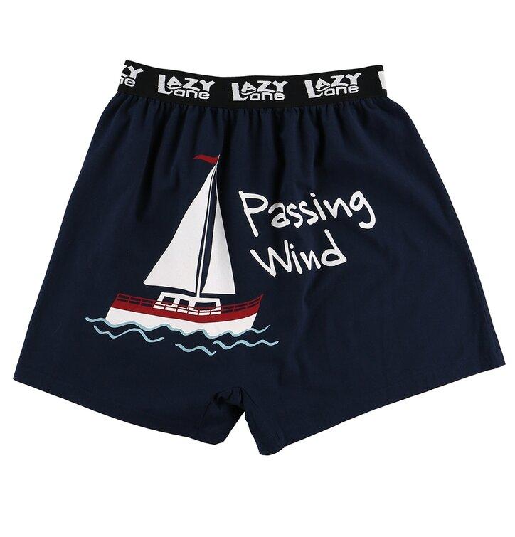 Funny Men's BoxersPassing Wind
