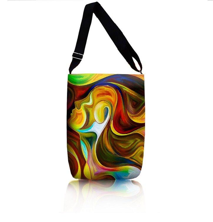 Cross Body Handtasche Easy - Illusion