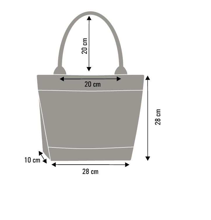 a0b7258100ac3 Pre dokonalý a originálny outfit Dámska filcová kabelka Polo Oko