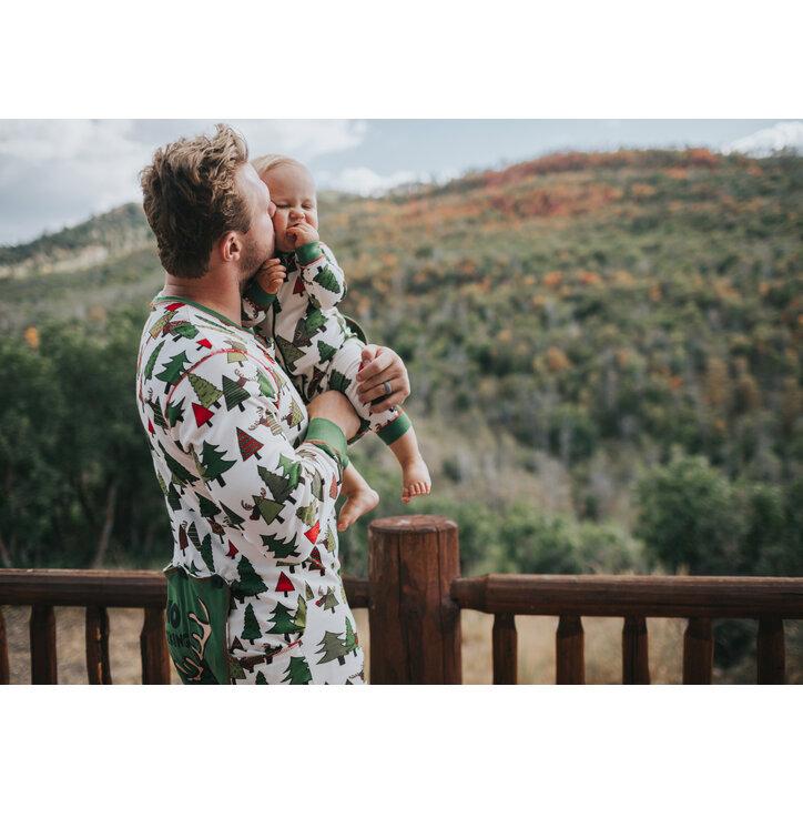 Foto Egyrészes Gyermek Pizsama-Karácsonyi Kényelem- Gyermek 36d389796c
