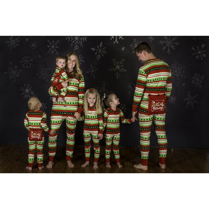Eredeti és szokatlan ajándékot keres  a megajándékozottat garantáltan  meglepi Egyrészes Gyermek Pizsama-Karácsonyi Kényelem e4aef46767